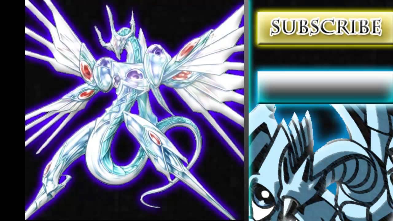 Yugioh 5d's- Savior Star Dragon Summon/Majestic Star ...