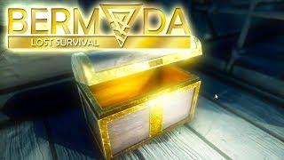 Bermuda Lost Survival #07 | Der Schatz der Bounty | Kompass & Survival Knife | Gameplay German thumbnail