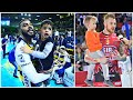Volleyball Stars and Their Kids - Beautiful Moments (HD)