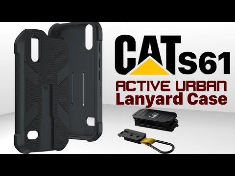 CAT S61 Active Urban Case Unboing