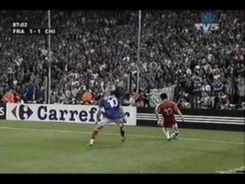 Zidane ★ Dernier match en France
