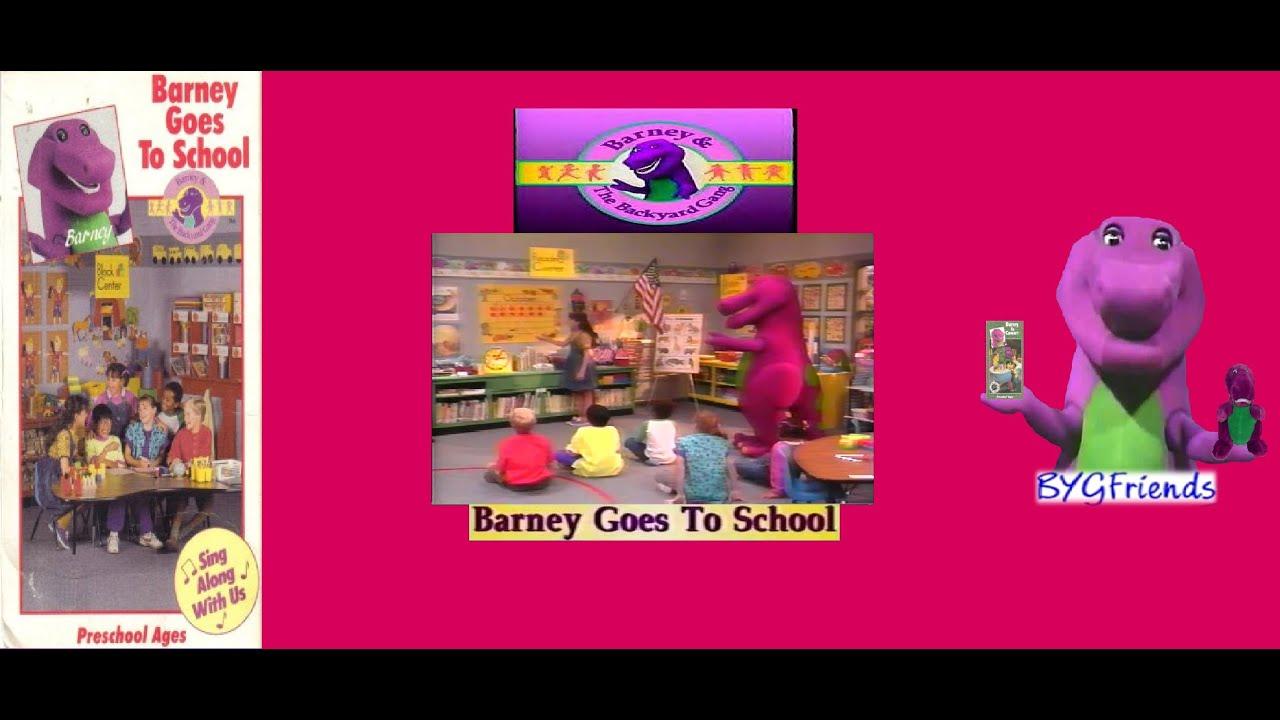Barney & The Backyard Gang Episode 6: Barney Goes to ...