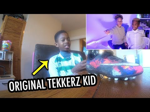 The Truth about Romello *HE WAS ORIGINAL TEKKERZ KID!