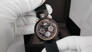 Выбираем крупные мужские часы Bovet Sportster Saguaro Chronograph!