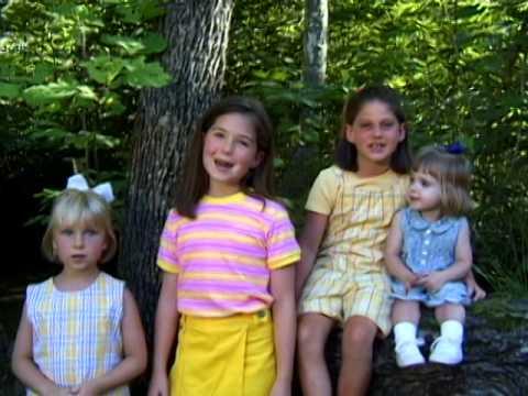 The Birdies In The Treetops Cedarmont Kids Youtube