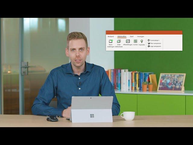 Slidebuilder - Dé PowerPoint plug-in voor indrukwekkende slides