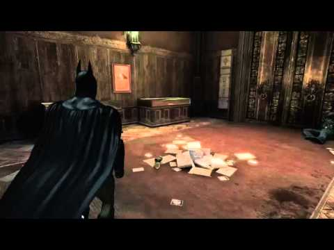 Batman arkham asylum hook up with the relatives before