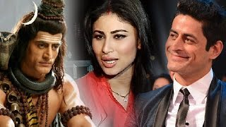 Naagin Actress Mouni Roy Confesses Mohit Raina(Mahadev) IS THE SEXIEST MAN