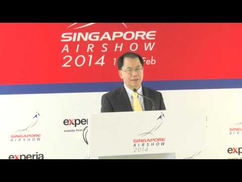 Singapore Airshow 2014 Asia Business Forum: MRO Challenges & Opportunities - SIAEC's Perspectives