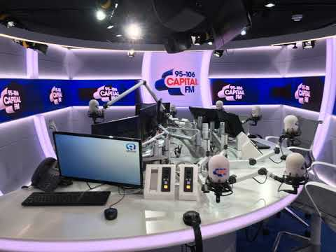 Capital FM UK Radio Imaging by Dan Hill Feb, March & Early April 2018