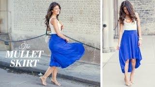 Mullet Skirt OOTD Thumbnail