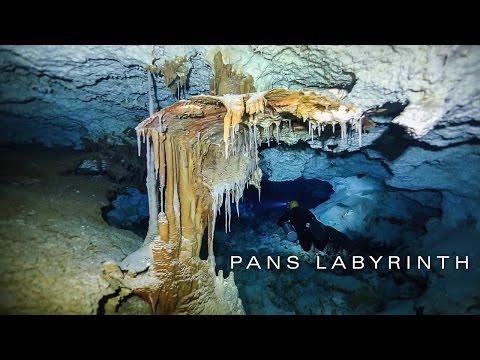 Go Sidemount | Pans Labyrinth - Abaco Bahamas