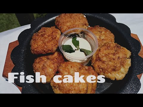 HOW TO MAKE FISH CAKES