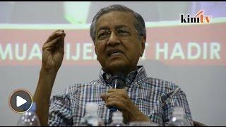 'Kalau Rakyat Nak Anwar Bebas, Siapa Saya Nak Tahan?'