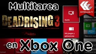 Multitarea en Xbox One
