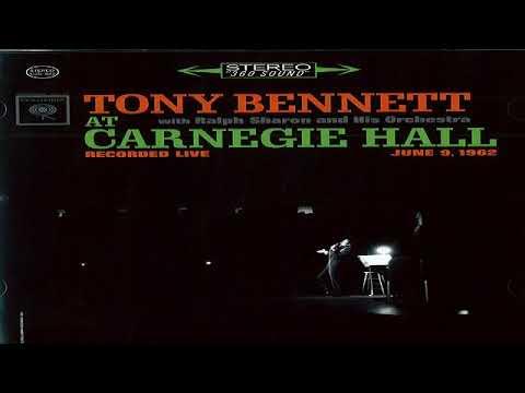 Tony Bennett - At Carnegie Hall  GMB