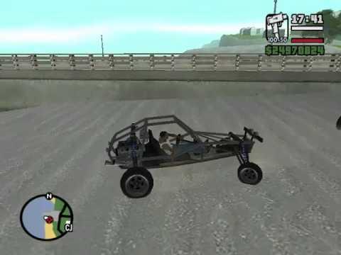 Carros Escondidos Em Gta San Andreas Pc