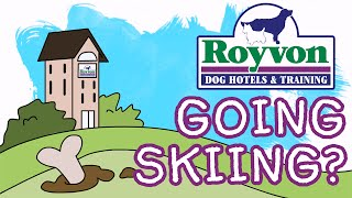 Dog Hotel And Boarding For The Skiing Season