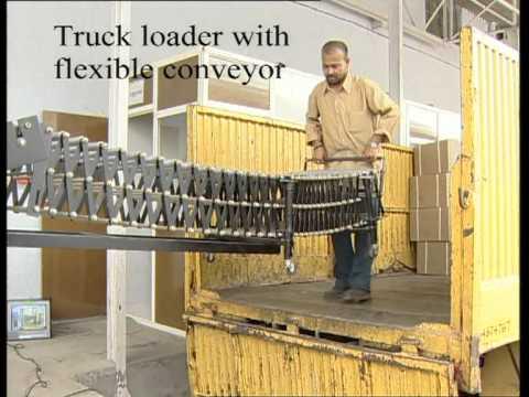 6 Truck Loaders & Unloaders - YouTube