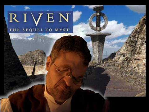 Riven The Sequel To Myst (Blind) | Part 1