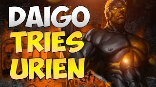 With all the buffs Urien is getting for season 2, could Daigo be th...