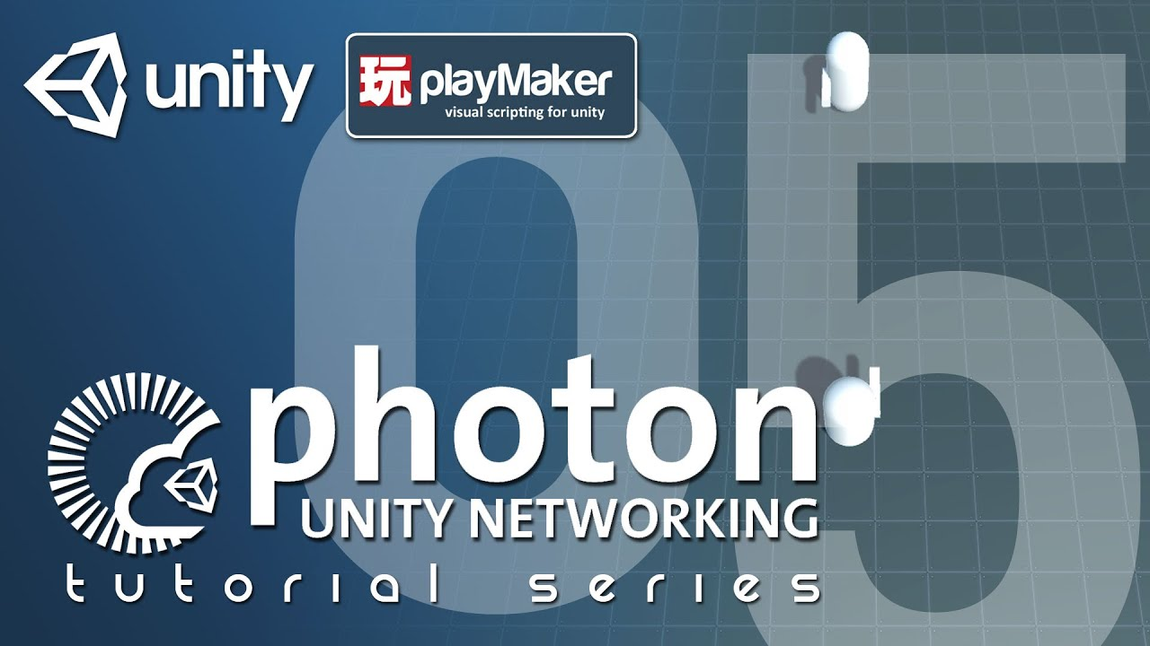 Bullet Damage & Health | Photon Unity Networking with PlayMaker | Part 05