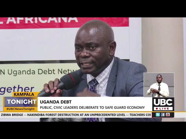 Uganda's Debt Stock