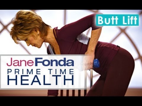 Jane Fonda: Butt Lift- Prime Time Health