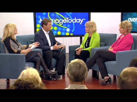 How to Overcome Shame | MarriageToday | Jimmy Evans, Karen Evans, Linda Dillow, Lorraine Pintus