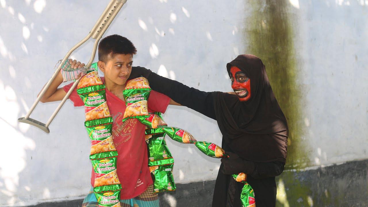Shaitan VS Honest Lame Boy & Fake Beggar | Don't Beg, Work And Eat | Moral Story | Trap of Shaitan