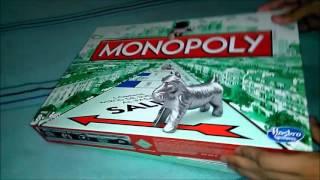 Monopoly video unboxing en español