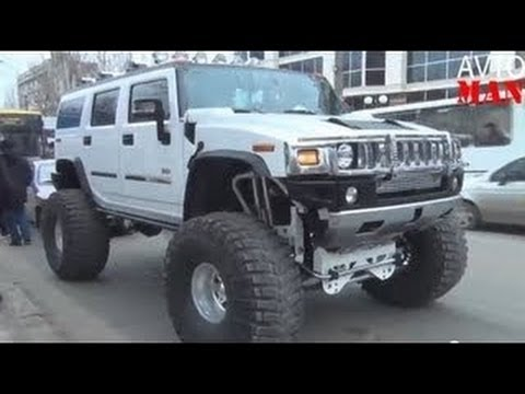 HUMMER H5 2013 Avto Man # 3 - YouTube