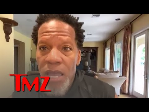 D.L. Hughley Says He Spread COVID-19 to His Radio Show Team | TMZ
