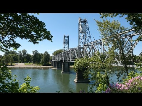 Union Street Bridge (1912), Salem, Oregon