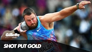 Going For Gold with New Zealand's Tom Walsh | Gillette World Sport