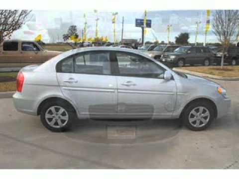 Used 2009 Hyundai Accent Rosenberg TX 77471