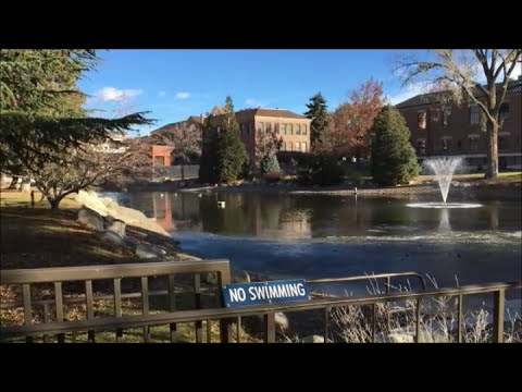 University of Nevada Reno Campus Video Tour