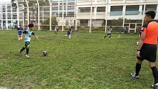 Publication Date: 2018-04-30 | Video Title: 北區少年五人足球比賽 20180428 一胡U11 VS 金