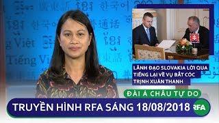 Tin tức | Slovakia tranh cãi vụ Trịnh Xuân Thanh
