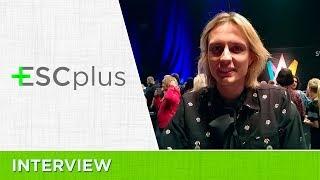 Melodifestivalen 2019: Interview with Oscar Enestad -