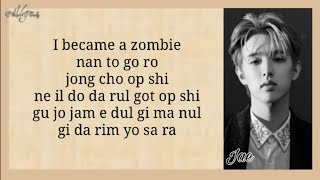 Gambar cover DAY6 - Zombie (Easy Lyrics)