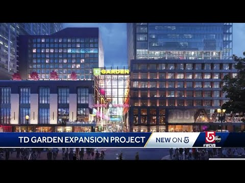 McCabe - Check out the huge renovation coming to TD Garden