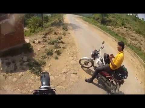 Motorcycle Adventure Trip 2016 - Mangla dam & Khanpur dam Pakistan