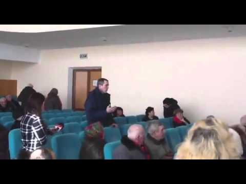 Перевізникі - Бориспіль, скандал у міській раді