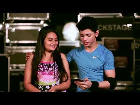 Gionee S6S Selfie Moment With Shiddhart Nigam | Jhalak Dikhhla Jaa Season 9