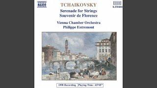 Souvenir de Florence in D Minor, Op. 70 TH 118: II. Adagio cantabile