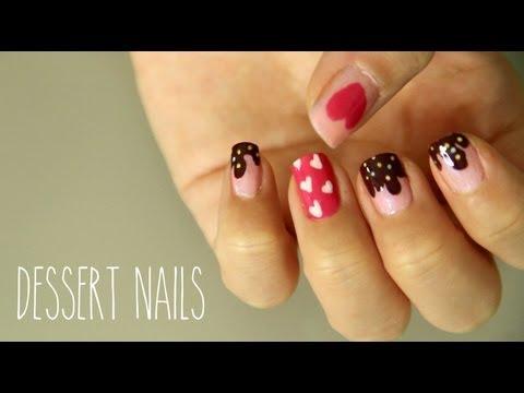 Sweet Dessert Nails