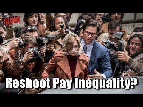Good Rants: Reshoots and Pay Inequality