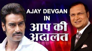 Ajay Devgan In Aap Ki Adalat (Full Episode)