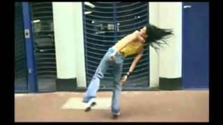 Sofia dancing